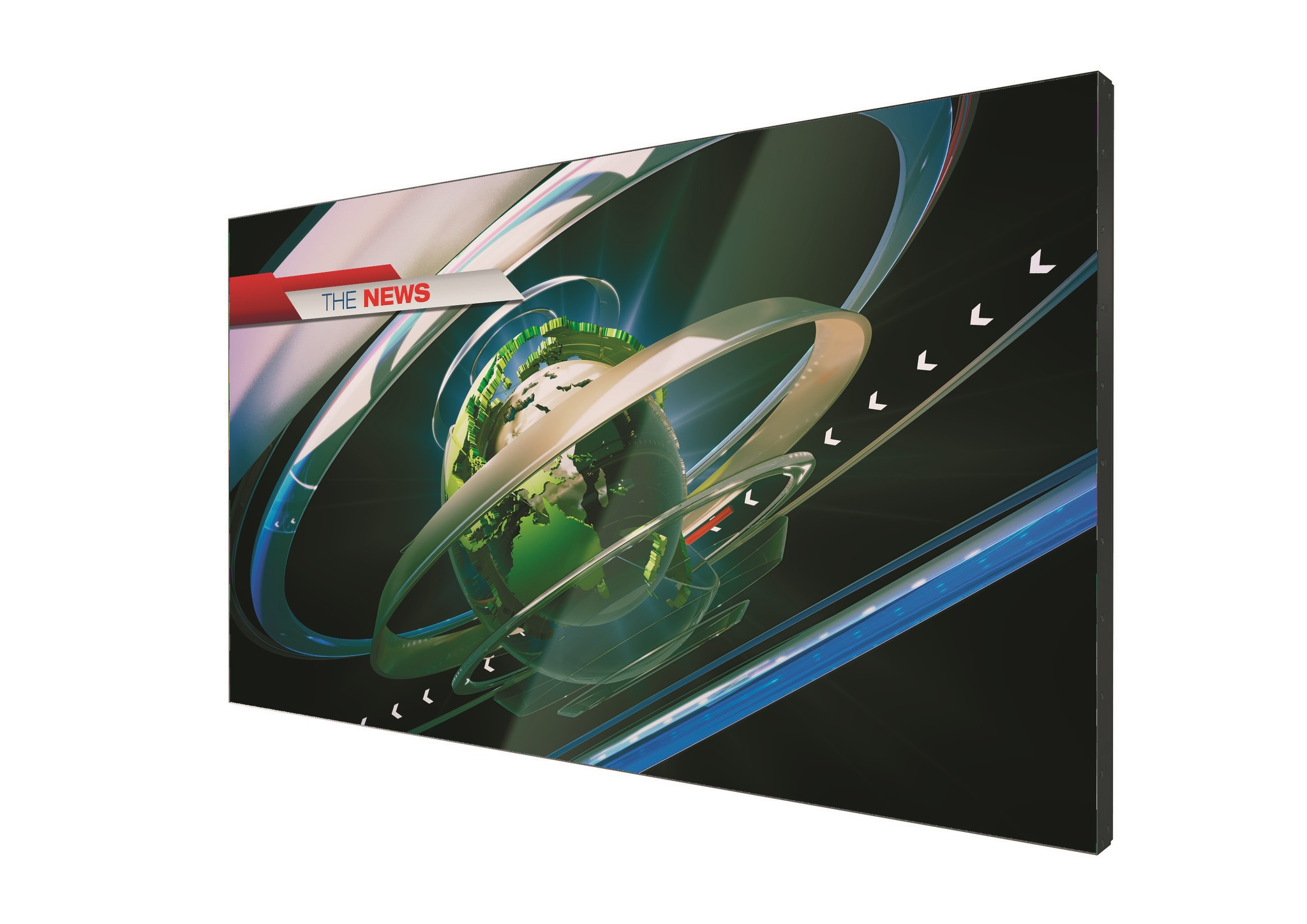 Seria Christie Extreme completează familia Christie Aspect a ecranelor LCD video wall
