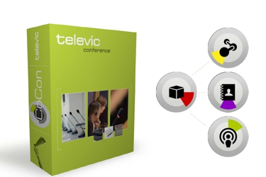 Televic Cocoon Discussion Software